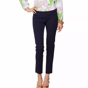 Lilly Pulitzer | Hepburn Cigarette Pants in Black